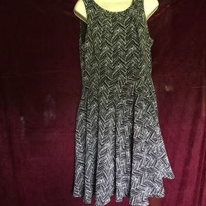 41 Hawthorn Fit and Flare Dress Size Large